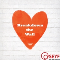 EVS in Italy with Refugees - Breakdown The Wall