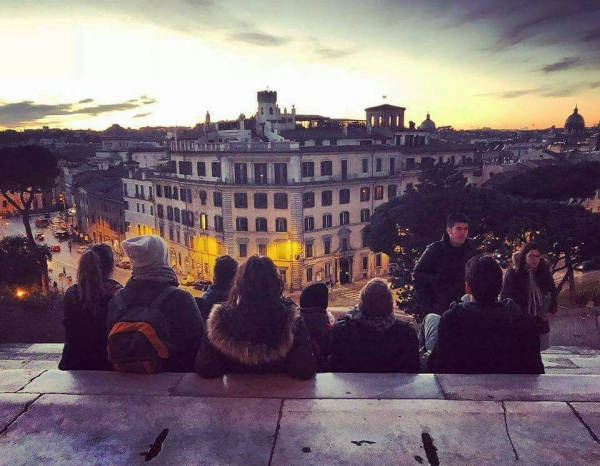 Seyf goes to Rome, or how perspective helped us to be better